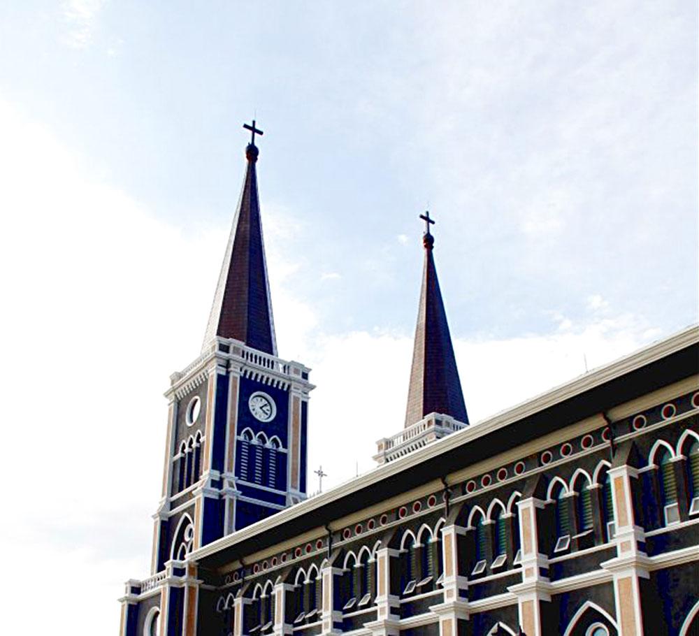 Copper-@อาสนวิหารพระนางมารีอา-จันทบุรี-3
