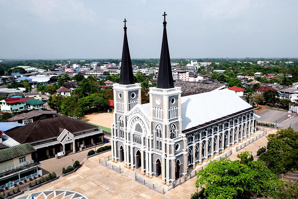 Copper-@อาสนวิหารพระนางมารีอา-จันทบุรี-4